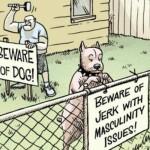 beware of human