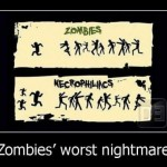 zombie necrophiliacs